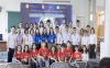 RESPONDING TO 2nd 'ENGLISH FOR STUDENTS' OLYMPIC CONTEST 2018