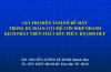 GIÁ TRỊ ĐIỆN TÂM ĐỒ BỀ MẶT TRONG DỰ ĐOÁN CƠ CHẾ CƠN NHỊP NHANH KỊCH PHÁT TRÊN THẤT ĐỀU PHỨC BỘ QRS HẸP