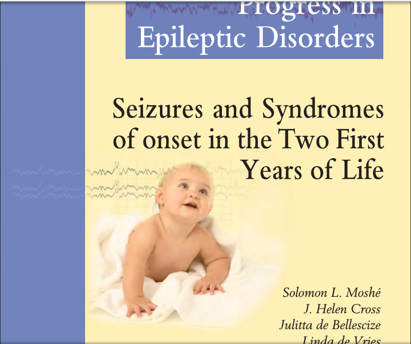 Seizures and Syndromes of onset in the Two First Years of Life, 2015